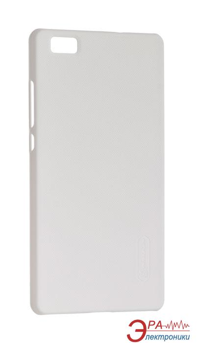 Чехол Nillkin Huawei P8 Lite - Super Frosted Shield White