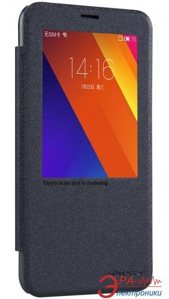 Чехол Nillkin Meizu MX5 - Spark series Black