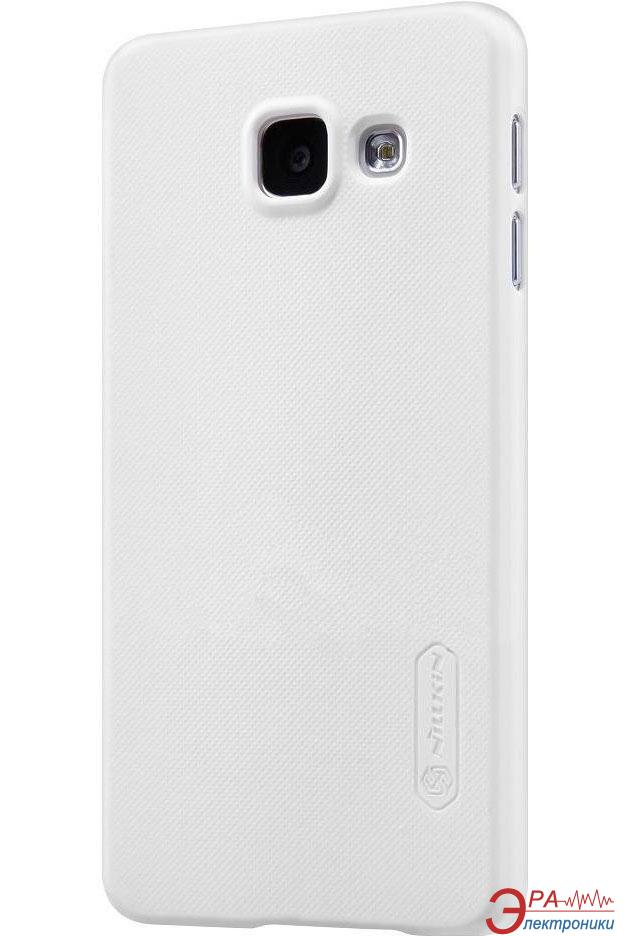 Чехол Nillkin Samsung A3/A310 - Super Frosted Shield White