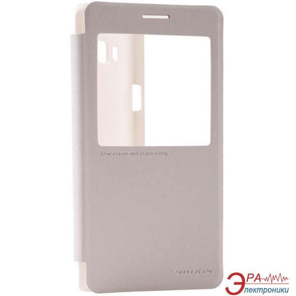 Чехол Nillkin Samsung A7/A710 - Spark series White