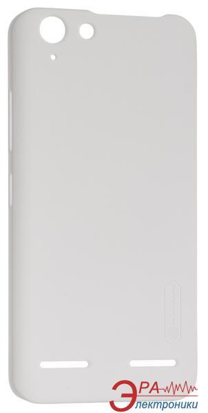 Чехол Nillkin Lenovo VIBE K5/A6020 - Super Frosted Shield White