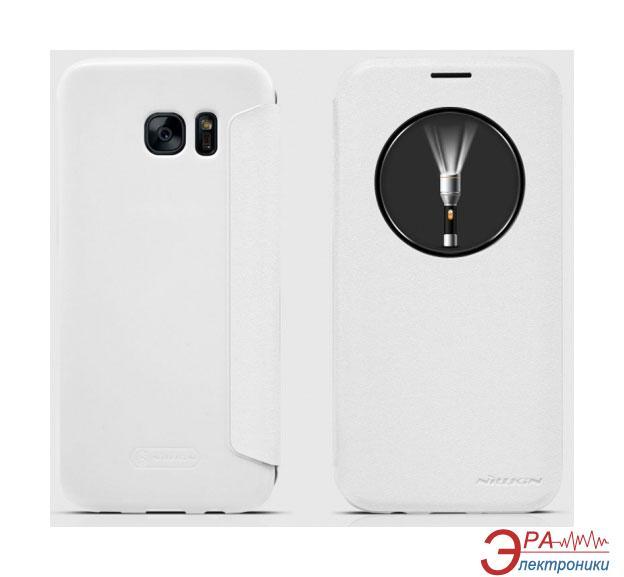 Чехол Nillkin Samsung G935/S7 edge - Spark series White