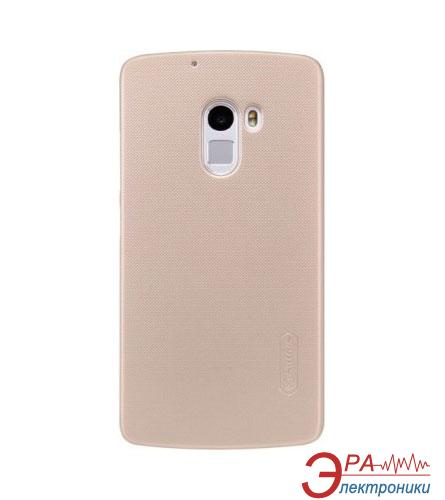 Чехол Nillkin Lenovo Lemon X3 Lite - Super Frosted Shield Golden