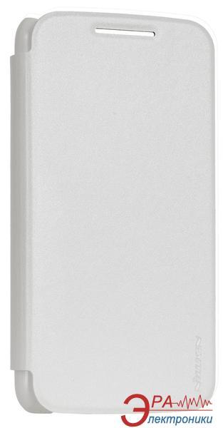 Чехол Nillkin Motorola Moto G4/Plus - Spark series White