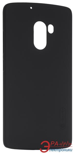 Чехол Nillkin Lenovo A7010 - Super Frosted Shield Black