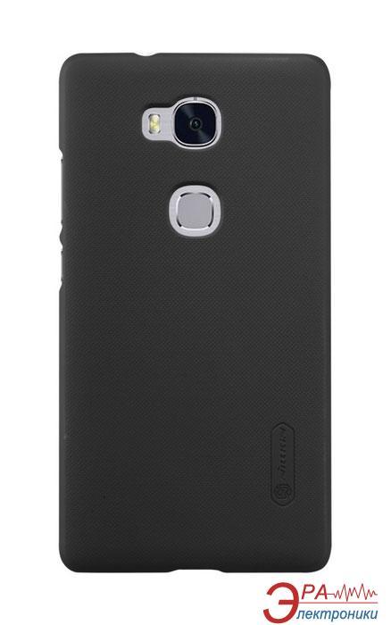 Чехол Nillkin Huawei Honor 5X/RG5 - Super Frosted Shield Black