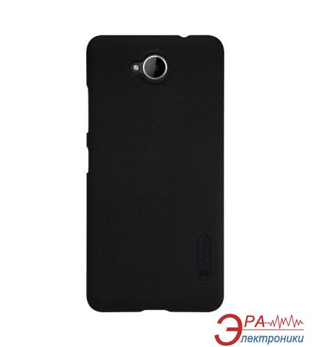 Чехол Nillkin Microsoft Lumia 650 - Super Frosted Shield Black