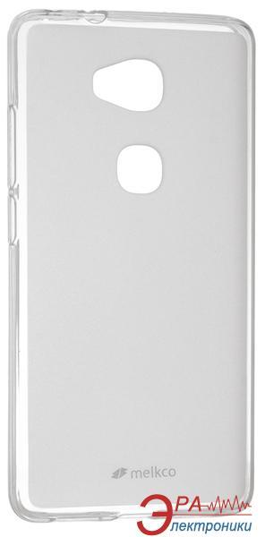 Чехол Melkco Huawei Honor 5X/GR5 Transparent (HWHO5XTULT2TSMT)