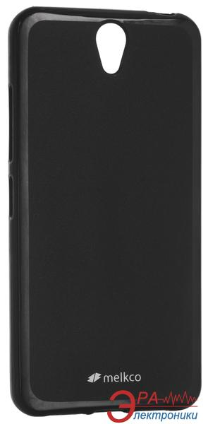 Чехол Melkco Lenovo Vibe S1 Poly Jacket TPU Black (LNVBS1TULT2BKMT)