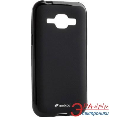 Чехол Melkco Samsung J1 mini/J105 Poly Jacket TPU Black (SSJ1MNTULT2BKMT)