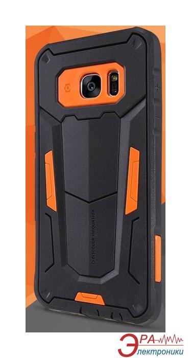 Чехол Nillkin Samsung G935/S7 edge - Defender II Orange