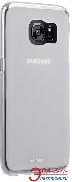 Чехол Melkco Samsung G935/S7 edge Poly Jacket TPU Transparent (SSS7EDTULT2TSMT)