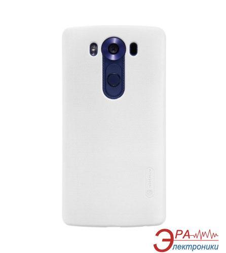 Чехол Nillkin LG V10 - Super Frosted Shield White