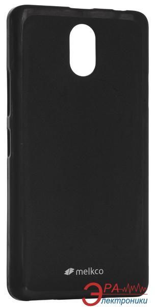 Чехол Melkco Lenovo Vibe P1m Poly Jacket TPU Black (LNVP1MTULT2BKMT)