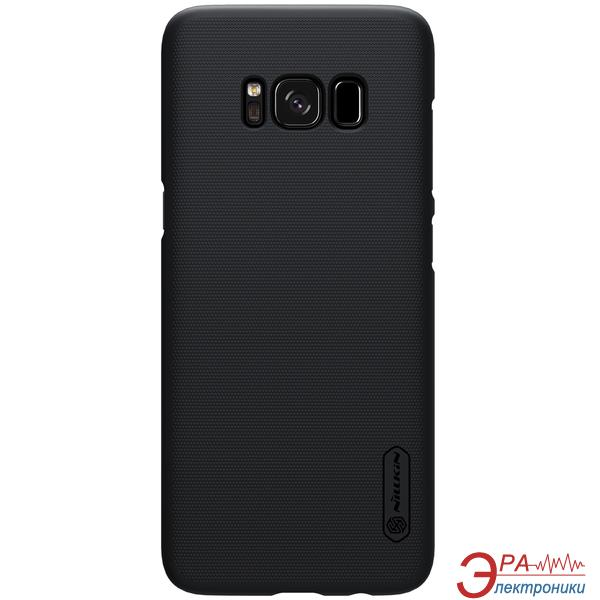 Чехол Nillkin Samsung S8+/G955 - Super Frosted Shield Black
