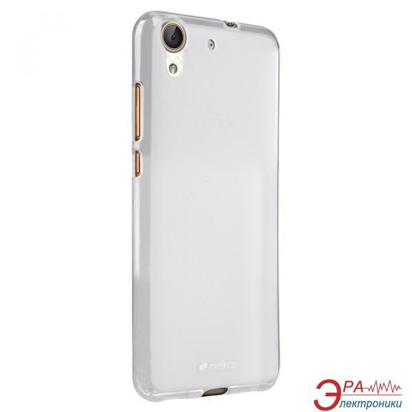 Чехол Melkco Huawei Honor 5A/Y6 II - Poly Jacket TPU Transparent (WP-MDHWHO5ATULTTMTU)