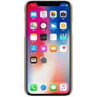Чехол Nillkin iPhone X - Frosted Shield Gold