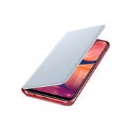 Чехол Samsung A205 Galaxy A20 Wallet Cover White (EF-WA205PWEGRU)
