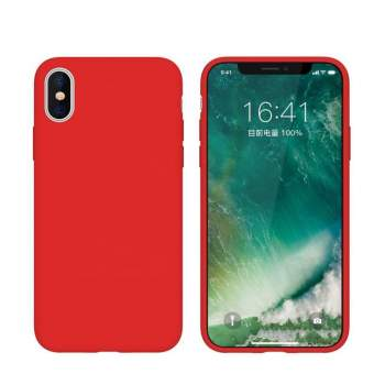 Чехол 2E Basic for Samsung Galaxy M20 (M205), Soft feeling, Red (2E-G-M20-NKSF-RD)