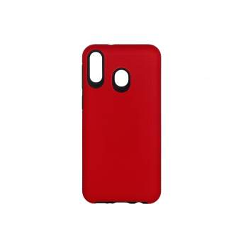 Чехол 2E for Samsung Galaxy M20 (M205), Triangle, Red (2E-G-M20-TKTLRD)