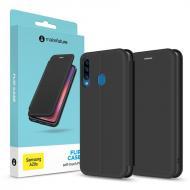 Чехол MakeFuture Flip for Samsung Galaxy A20s SM-A207 Black (MCP-SA20SBK)