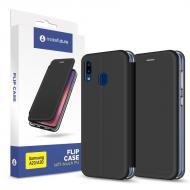Чехол MakeFuture Flip for Samsung Galaxy A20 SM-A205/A30 SM-A305 Black (MCP-SA205BK)