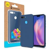Чехол MakeFuture Skin for Xiaomi Mi 8 Lite Blue (MCSK-XM8LBL)