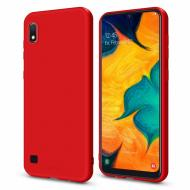 Чехол MakeFuture Flex for Samsung Galaxy A10 SM-A105 Red (MCF-SA105RD)