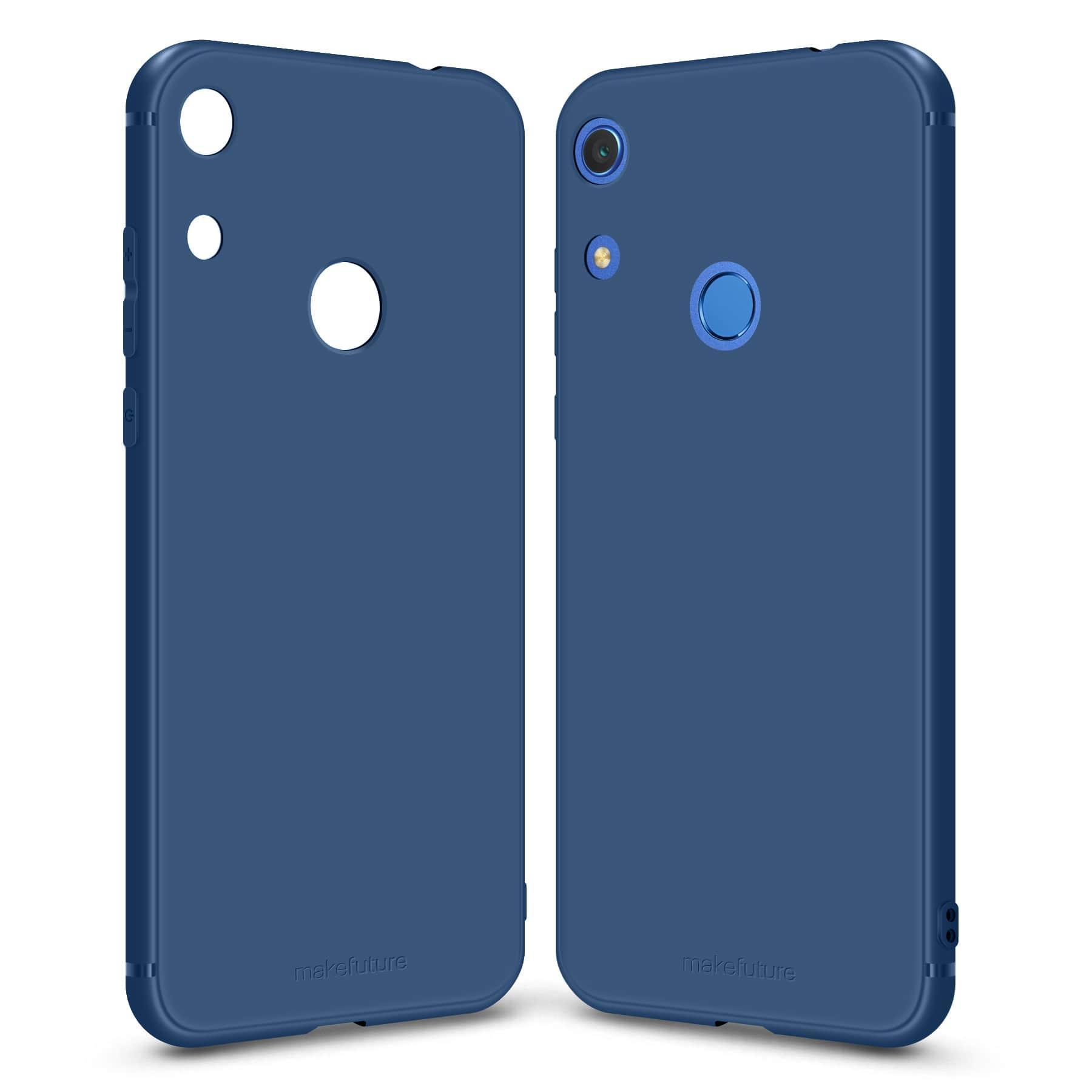 Чехол MakeFuture Skin для Huawei Y6s 2019 Blue (MCS-HUY6S19BL)