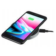Сетевое зарядное устройство 2E Wireless Charging Pad, 10W, black (2E-WCQ01-02)