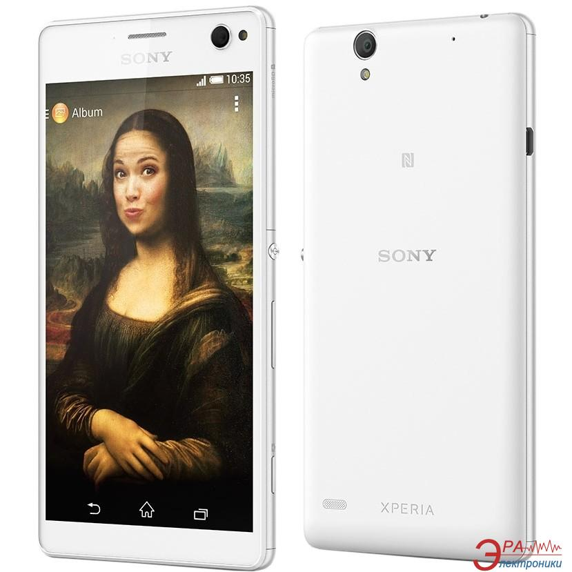 Смартфон Sony Xperia C4 Dual E5333 White