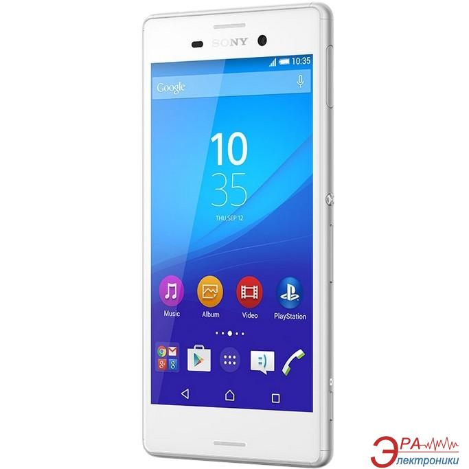 Смартфон Sony Xperia M4 Aqua Dual (E2312) White