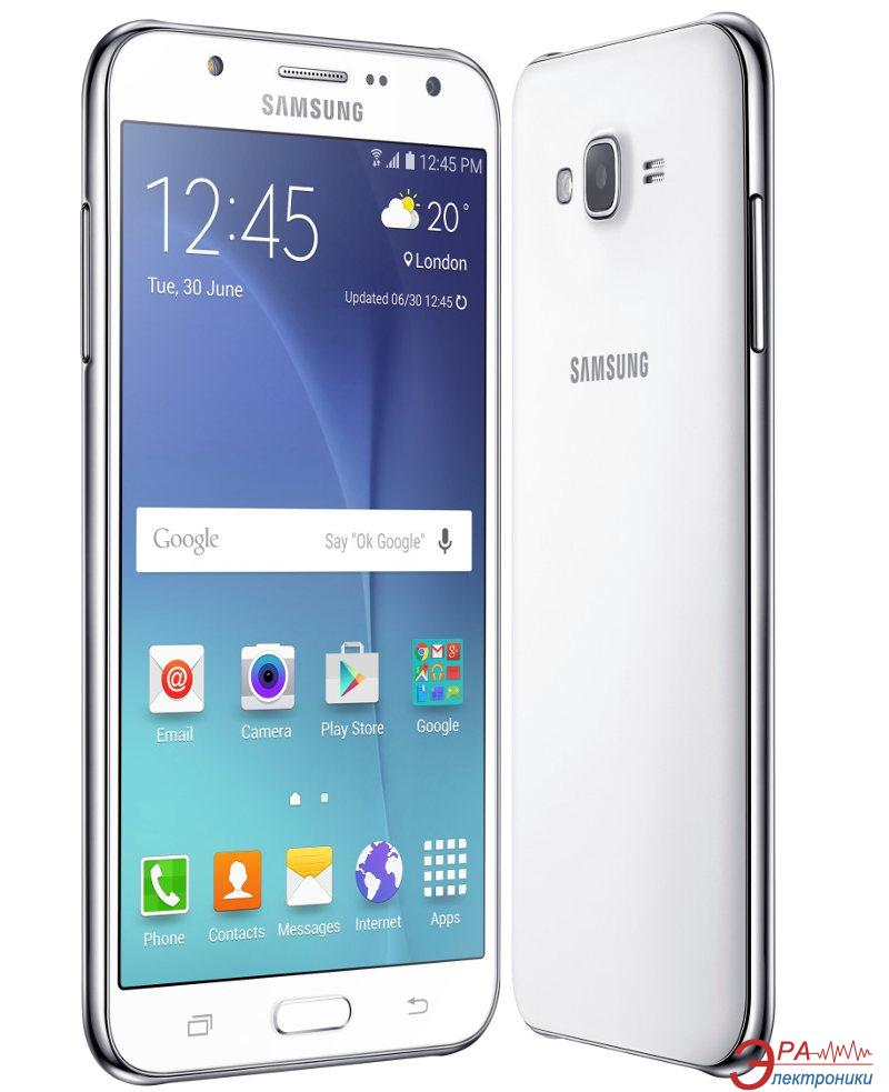 Смартфон Samsung Galaxy J7 DS White (SM-J700HZWD)