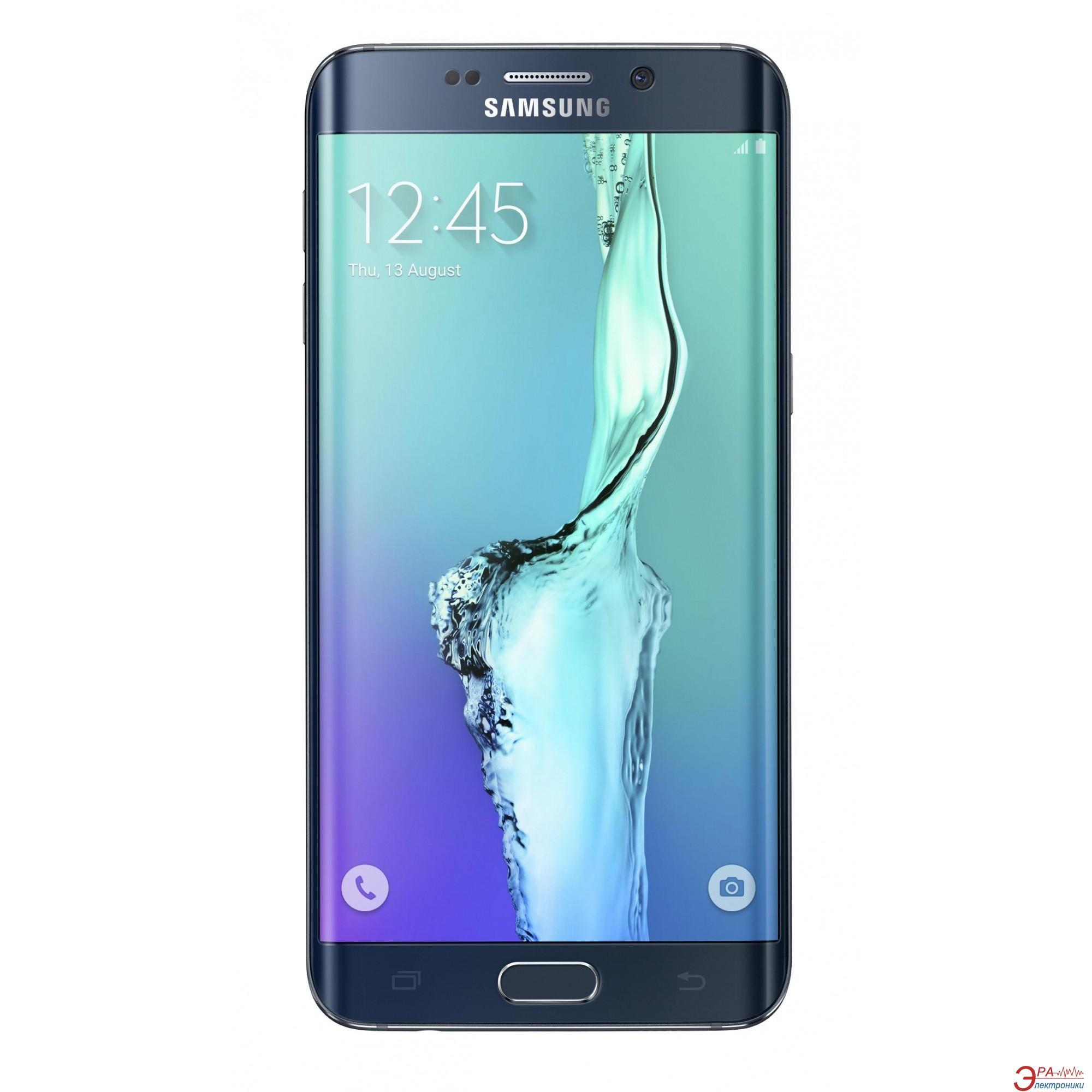 Смартфон Samsung Galaxy S6 Edge Plus 32Gb Black (SM-G928FZKASEK)