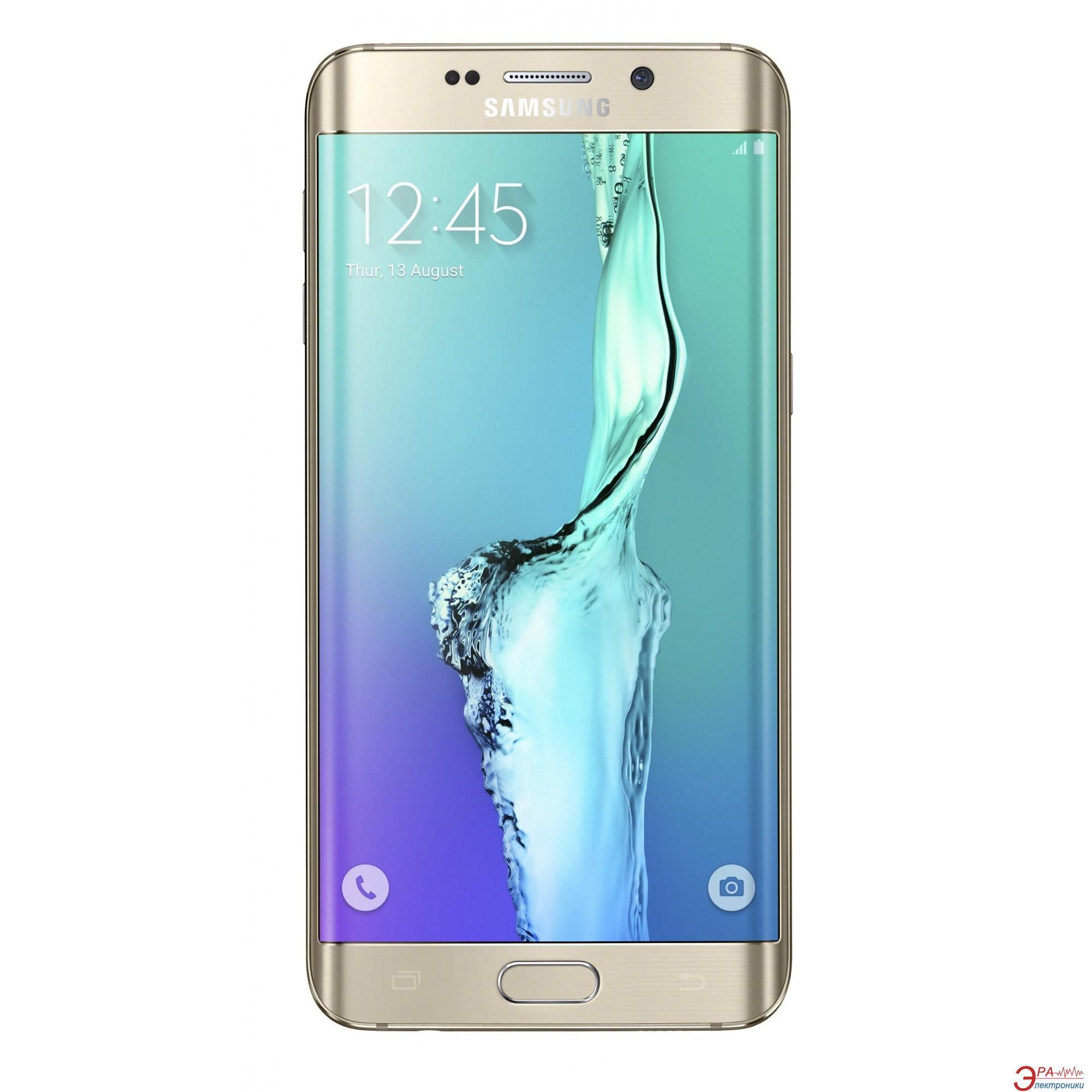 Смартфон Samsung Galaxy S6 Edge Plus 64Gb Gold (SM-G928FZDESEK)