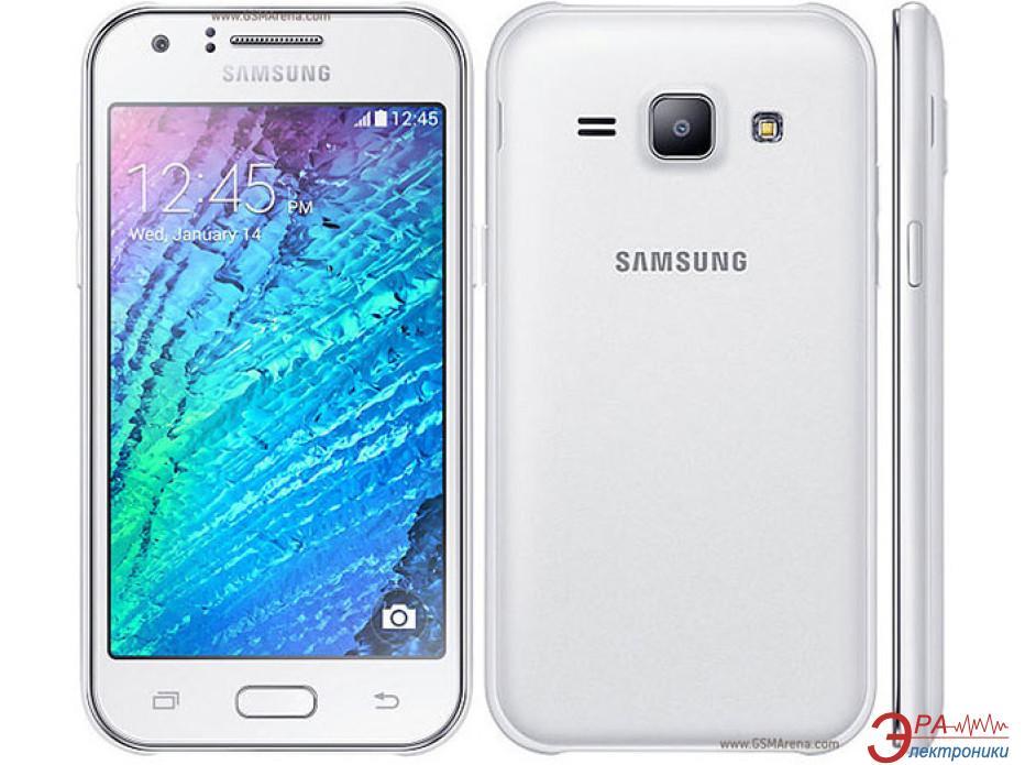 Смартфон Samsung Galaxy J1 Ace Duos WHITE (SM-J110HZWDSEK)