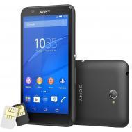 �������� Sony Xperia E4 Dual Sim E2115 Black (1292-4567)