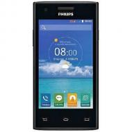 Смартфон Philips S309 Dual Black