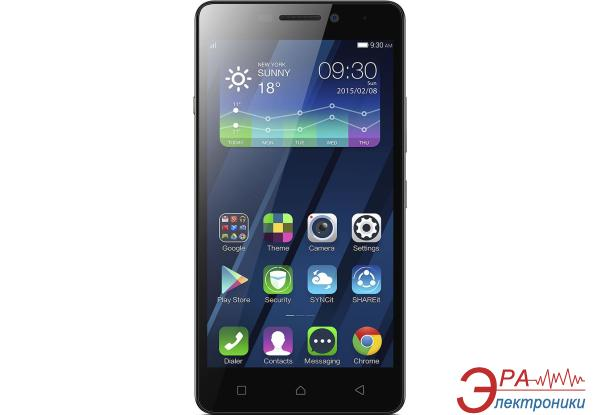 Смартфон Lenovo Vibe P1m Black (PA1G0000UA)