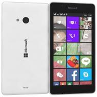 Смартфон Microsoft Lumia 540 DS White (A00025960)
