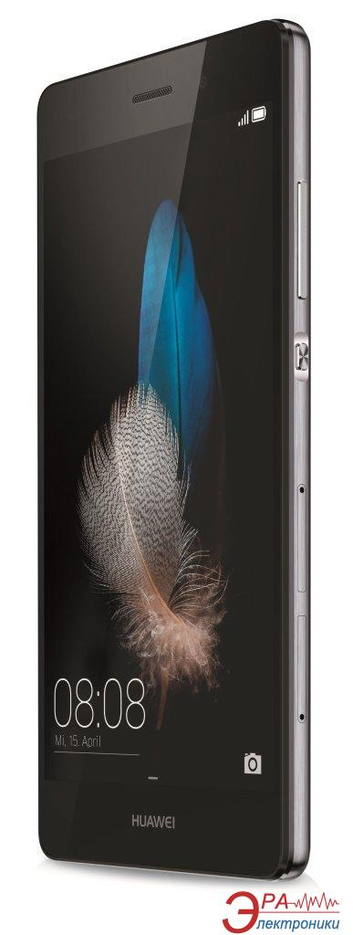 Смартфон Huawei P8 Lite 16GB Black (ALE-L21)
