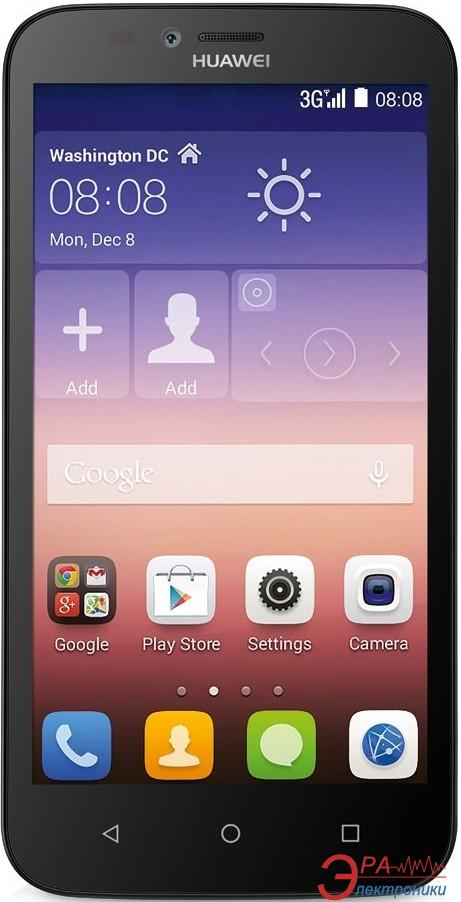 Смартфон Huawei Ascend Y625 Dual Sim Black