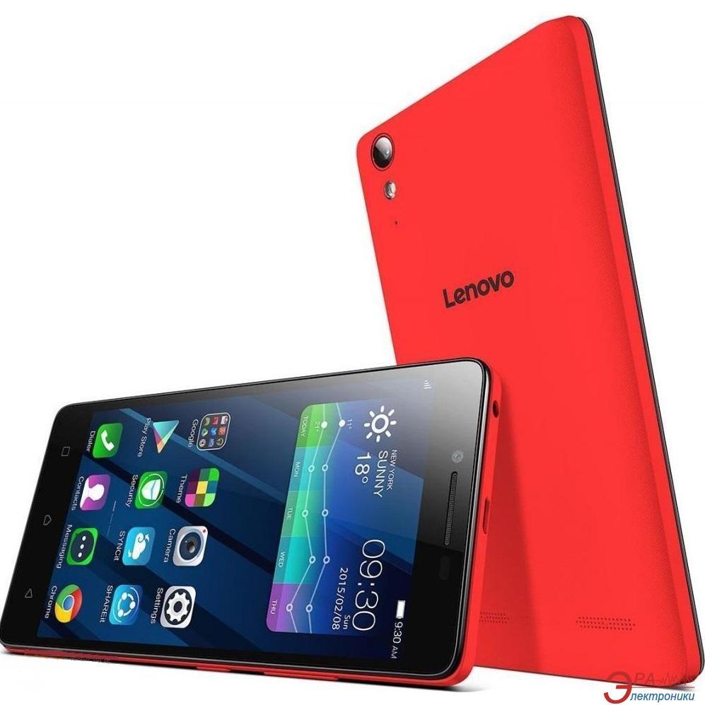 Смартфон Lenovo A6010 Pro Red