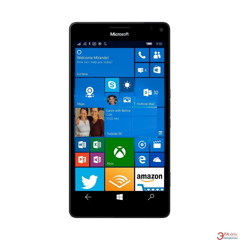 Смартфон Microsoft Lumia 950 DS White (A00026402)