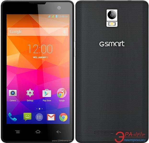 Смартфон Gigabyte GSmart Classic Lite Black (2Q001-CLI01-K0OS)