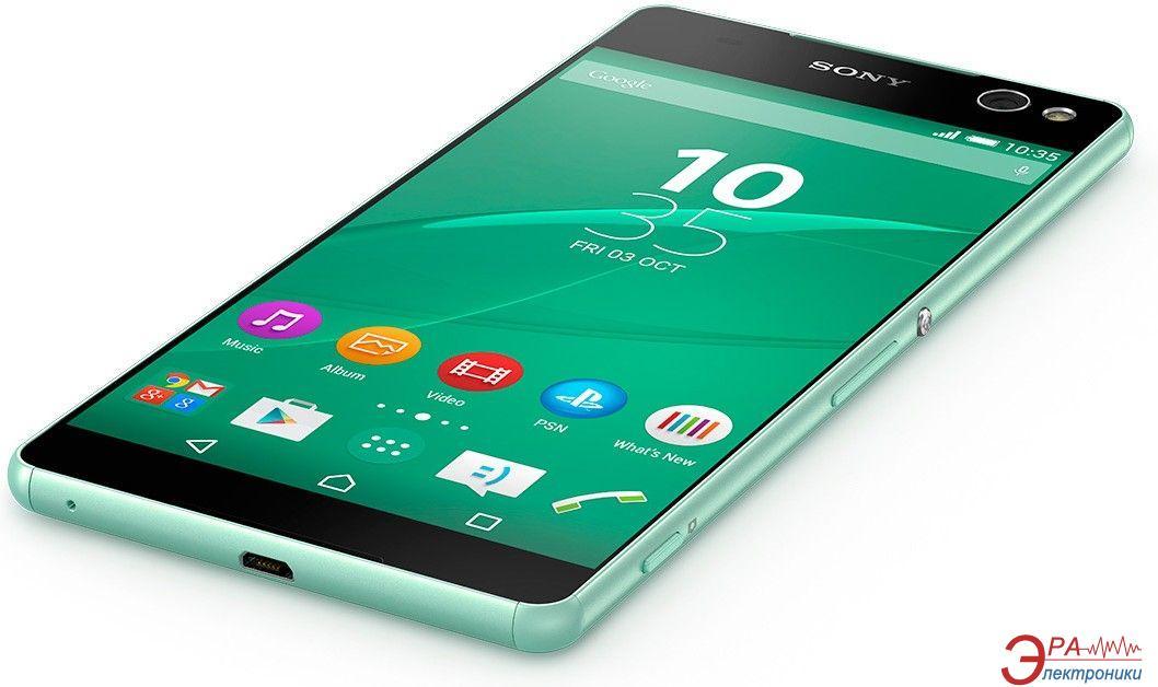 Смартфон Sony Xperia C5 Ultra Dual Sim E5533 Mint