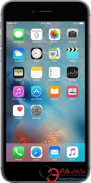 Смартфон Apple iPhone 6s Plus 16GB Space Gray (MKU12FS/A/MKU12RM/A)