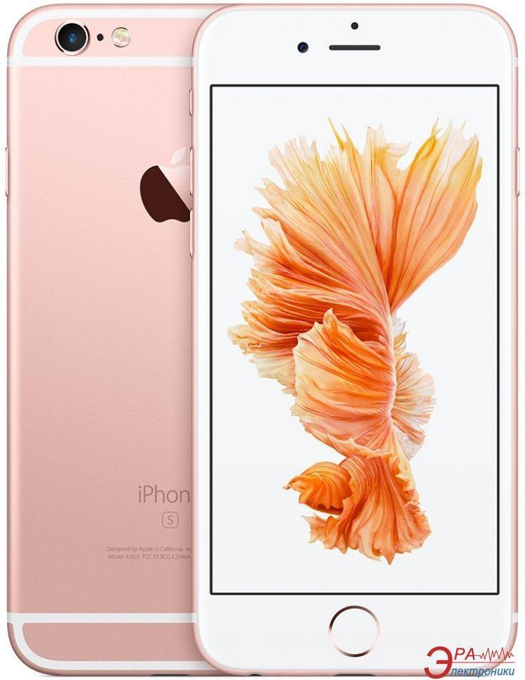 Смартфон Apple iPhone 6s Plus 16GB Rose Gold (MKU52FS/A/MKU52RM/A