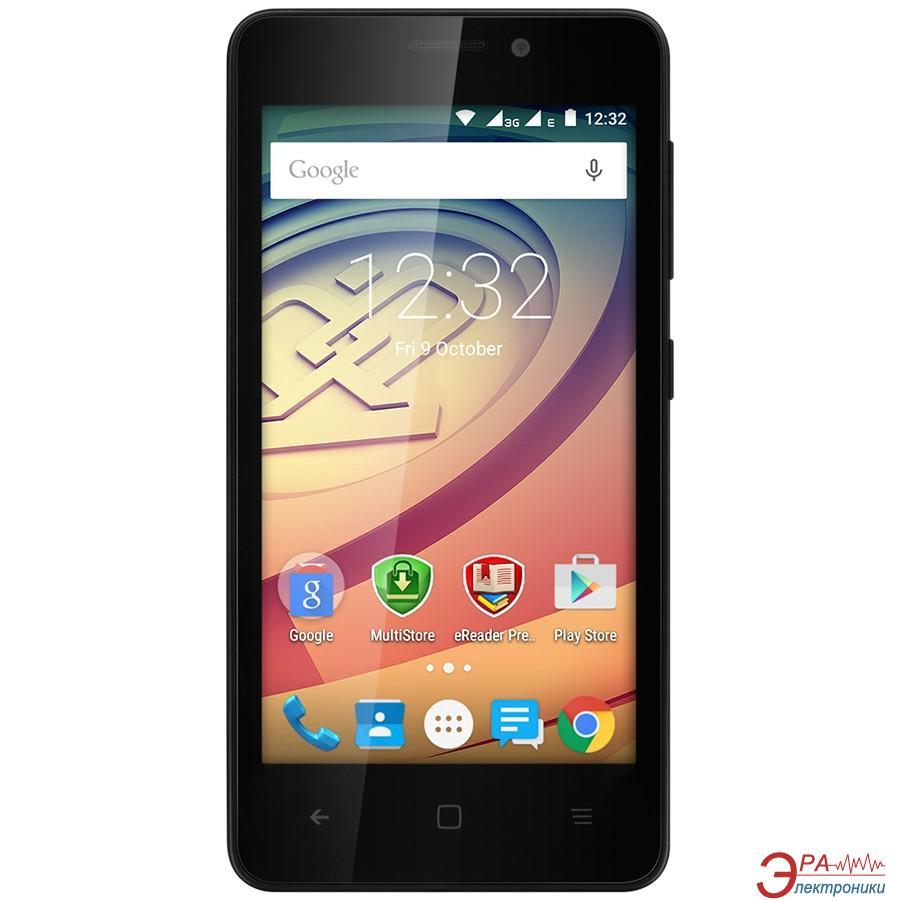Смартфон Prestigio MultiPhone 3457 Wize F3 DUO Black (PSP3457DUOBLACK)