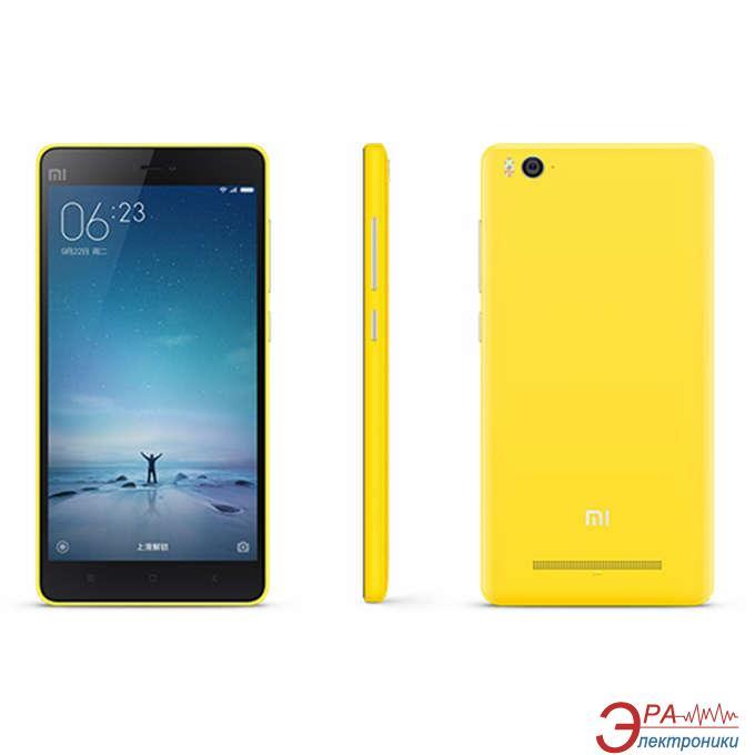 Смартфон Xiaomi Mi4c 2/16 Gb Dual Sim Yellow